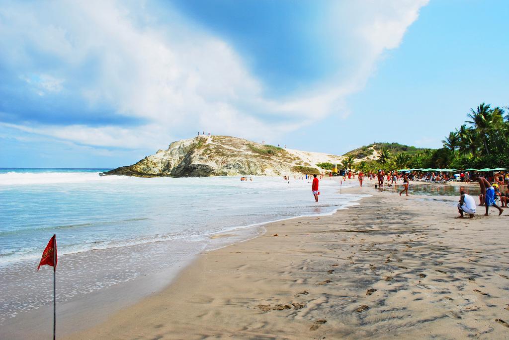 Пляж Плайя Паргито в Венесуэле, фото 5