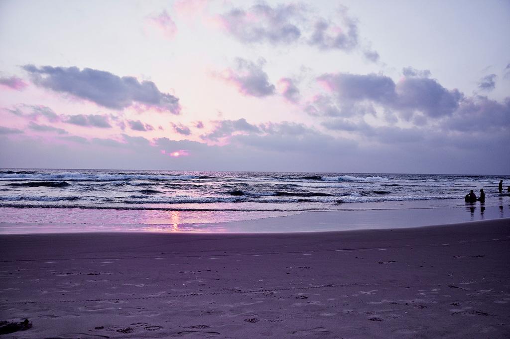 Пляж Полег в Израиле, фото 1