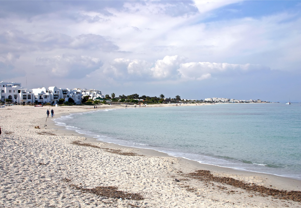 Пляж Порт Эль-Кантауи в Тунисе, фото 3