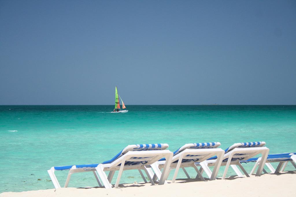 Пляж Санта-Мария в Кабо-Верде, фото 4