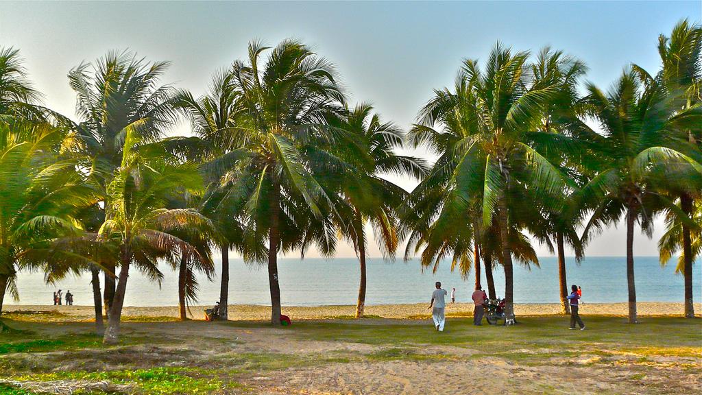 Пляж Санья в Китае, фото 2