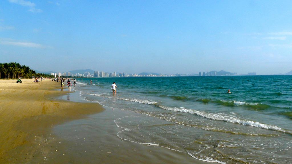 Пляж Санья в Китае, фото 5
