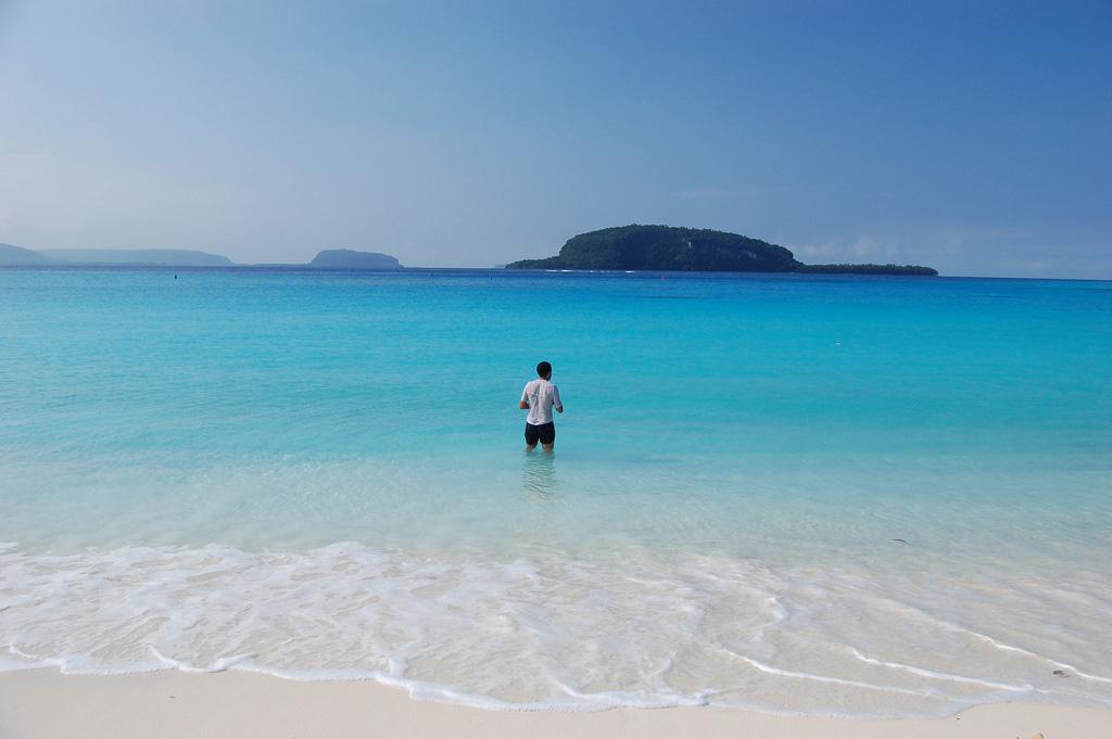 Пляж Шампань в Вануату, фото 2