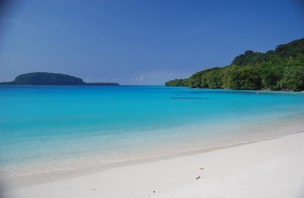 Пляж Шампань в Вануату, фото 5