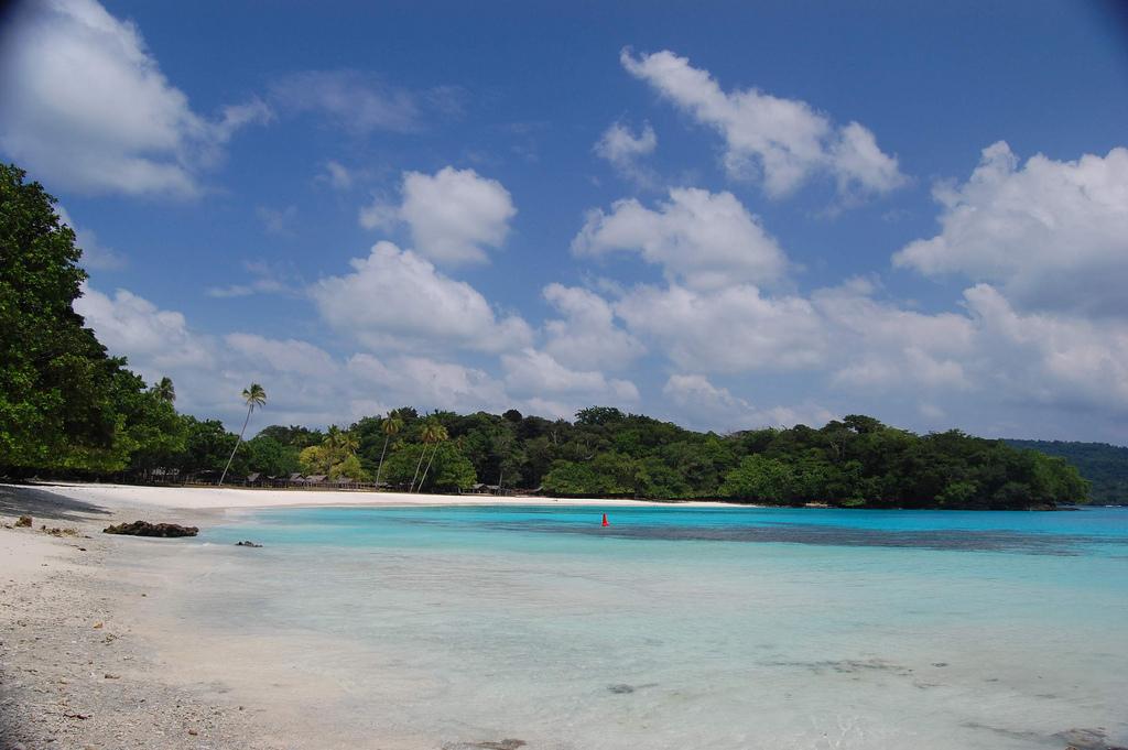 Пляж Шампань в Вануату, фото 6