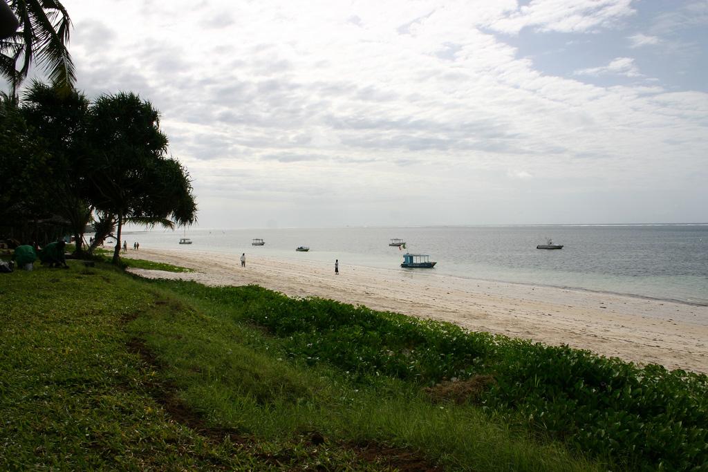 Пляж Шанзу в Кении, фото 2