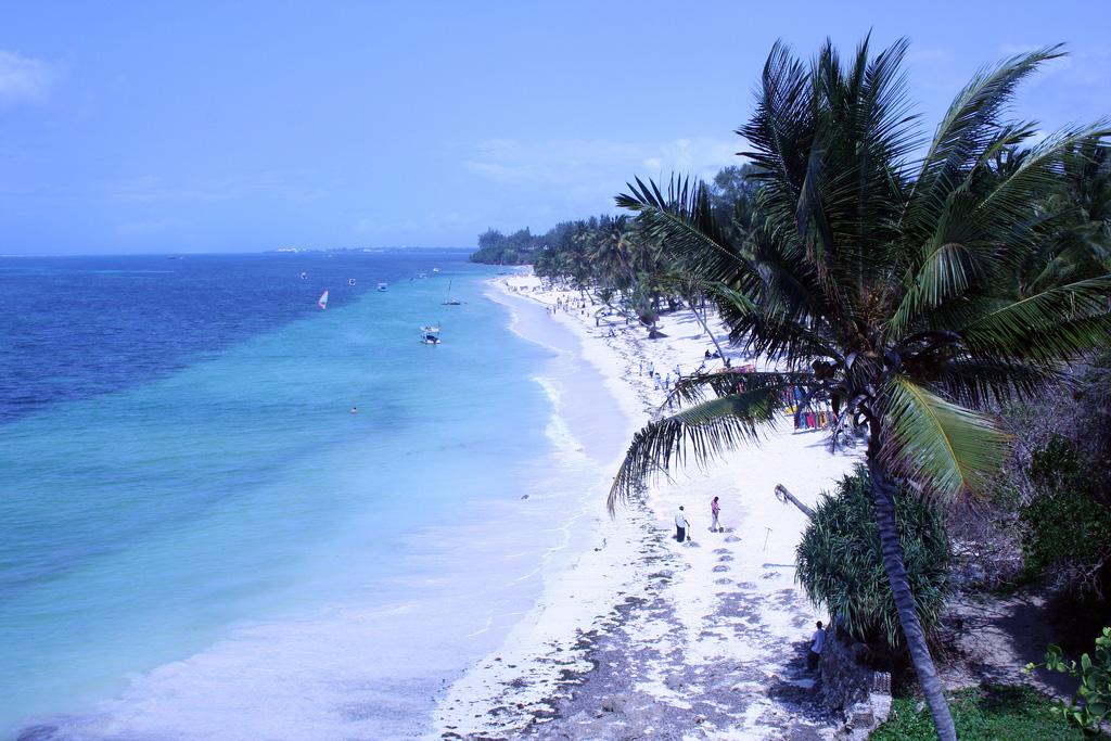 Пляж Шанзу в Кении, фото 3