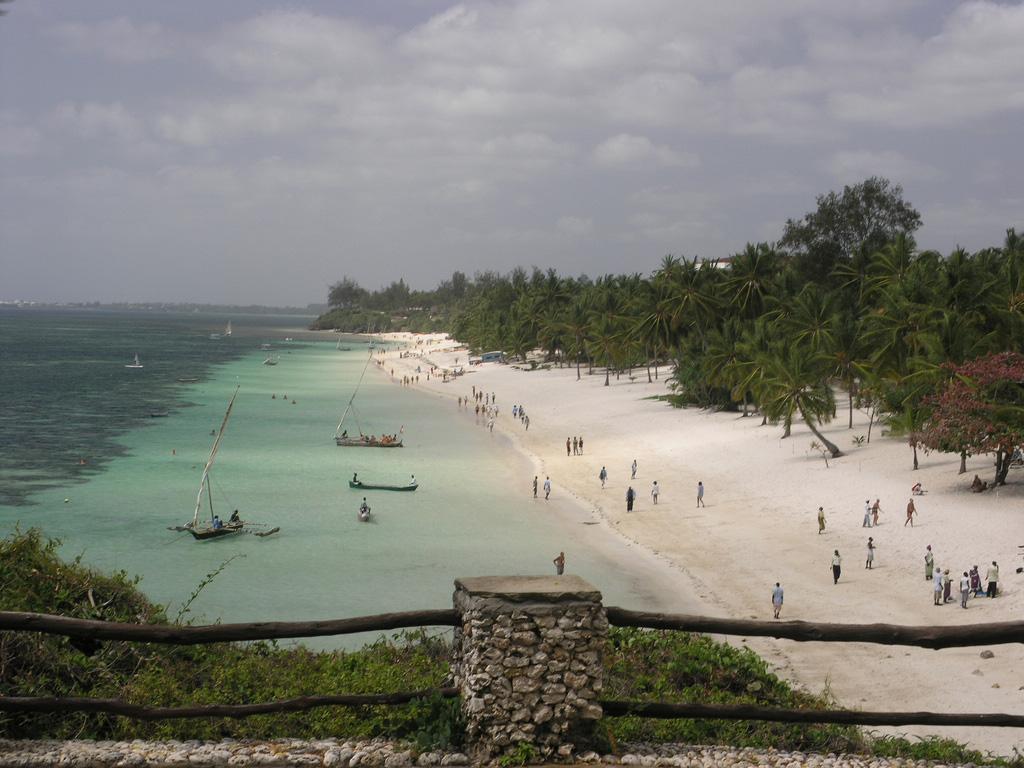 Пляж Шанзу в Кении, фото 4