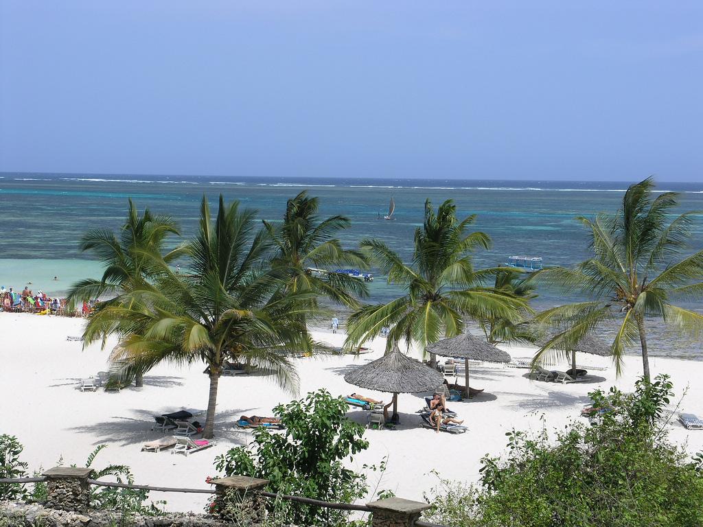 Пляж Шанзу в Кении, фото 5