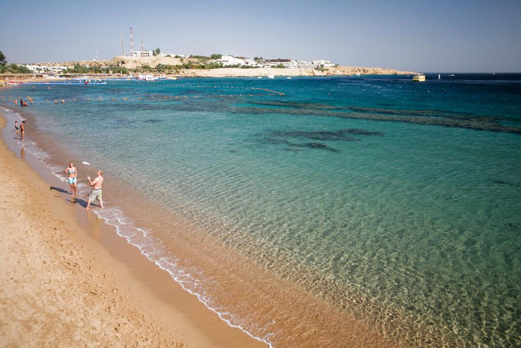 Пляж Шарм-Эль-Шейх в Египете, фото 2