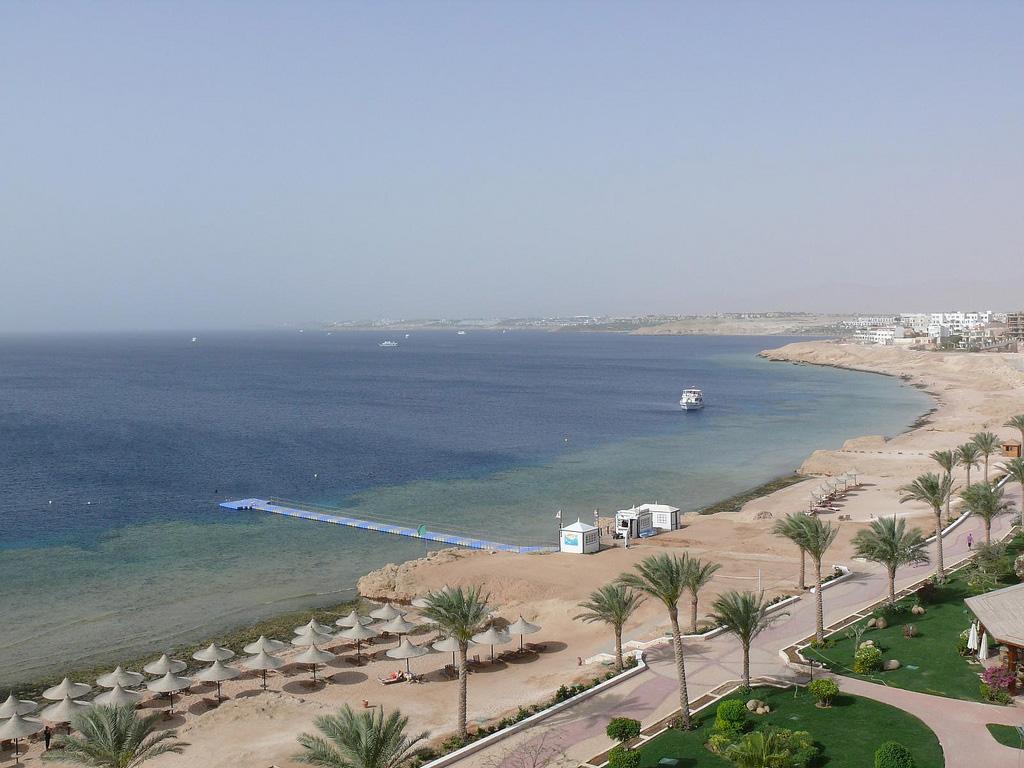 Пляж Шарм-Эль-Шейх в Египете, фото 3