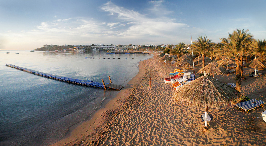 Пляж Шарм-Эль-Шейх в Египете, фото 5