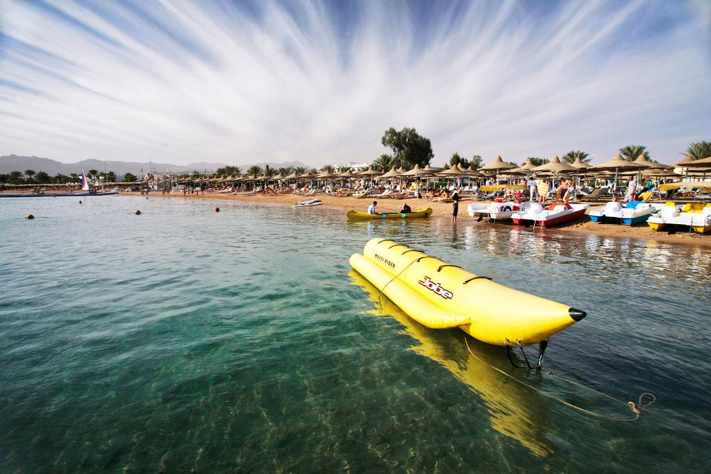 Пляж Шарм-Эль-Шейх в Египете, фото 9