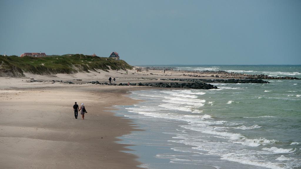 Пляж Скаген в Дании, фото 2