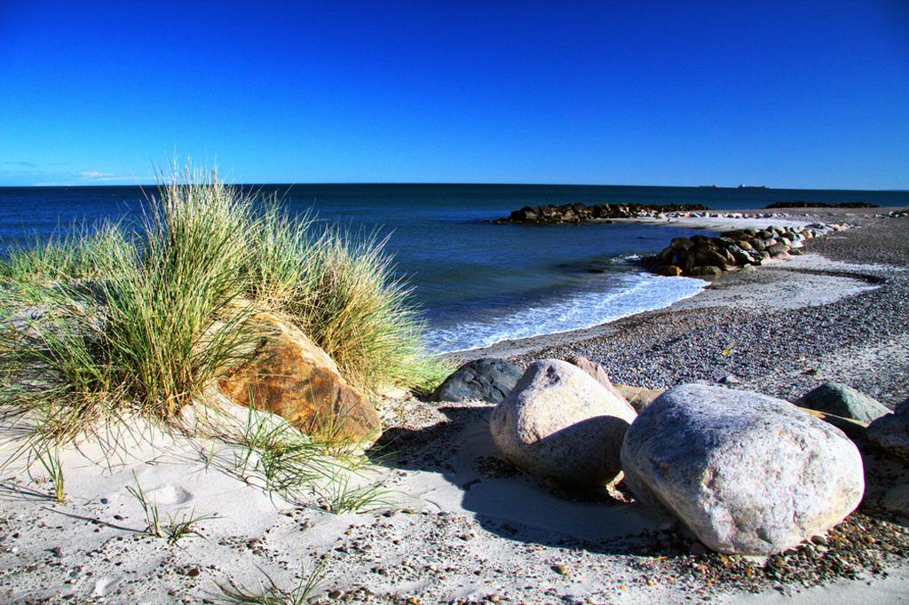 Пляж Скаген в Дании, фото 3