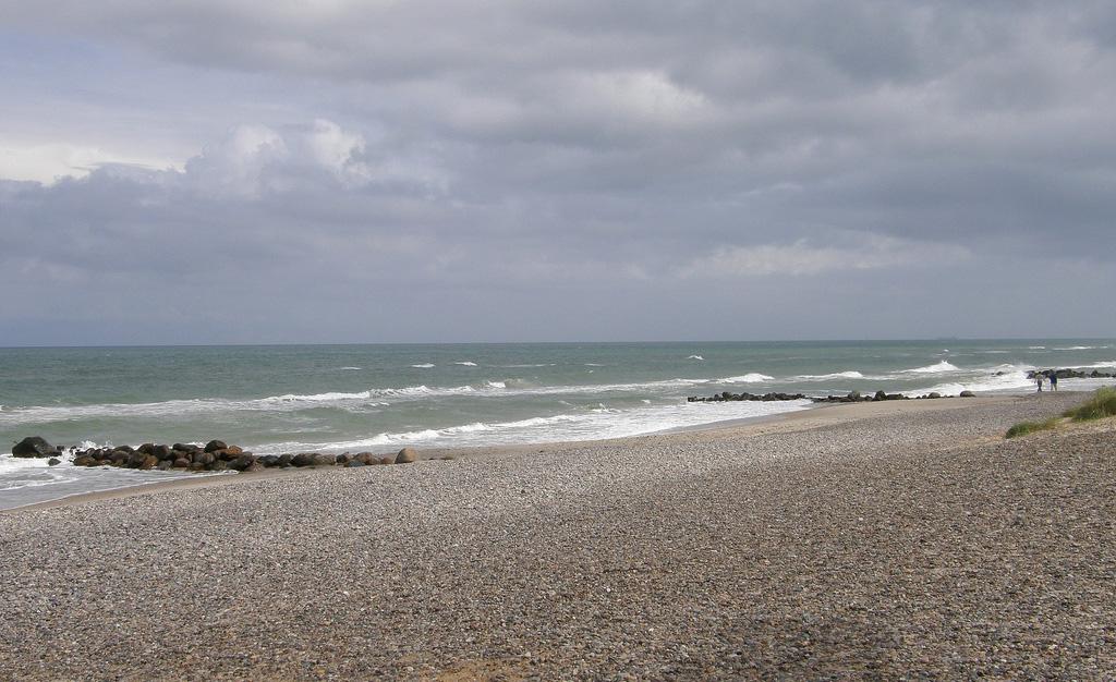 Пляж Скаген в Дании, фото 4