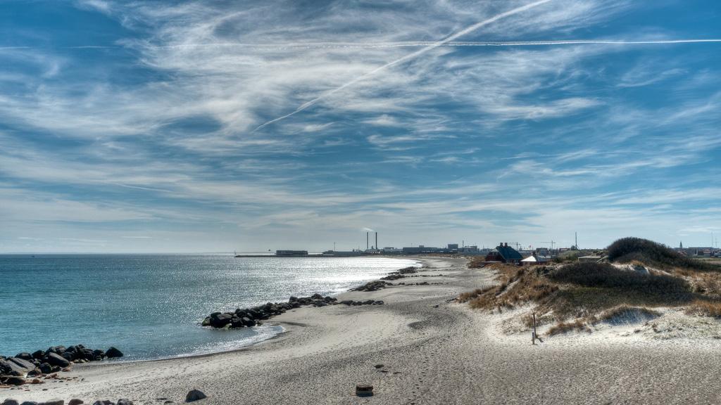 Пляж Скаген в Дании, фото 5