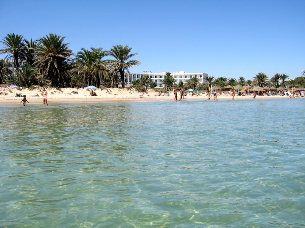 Пляж Сусс в Тунисе, фото 2