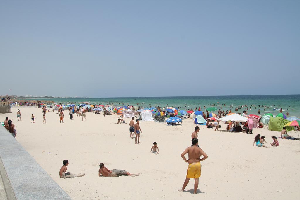 Пляж Сусс в Тунисе, фото 3