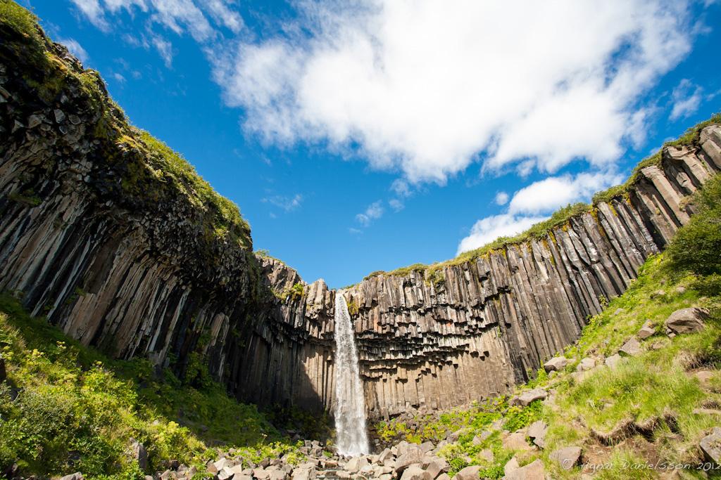 Пляж Сюдюрланд в Исландии, фото 1