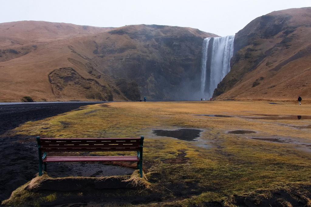 Пляж Сюдюрланд в Исландии, фото 6