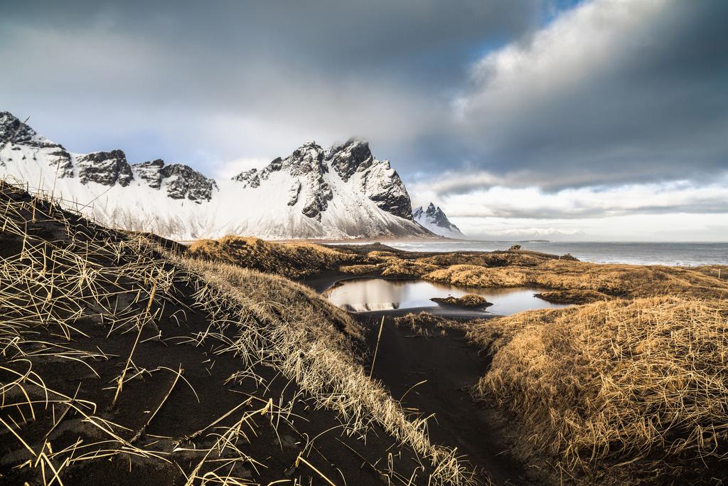 Пляж Сюдюрланд в Исландии, фото 10