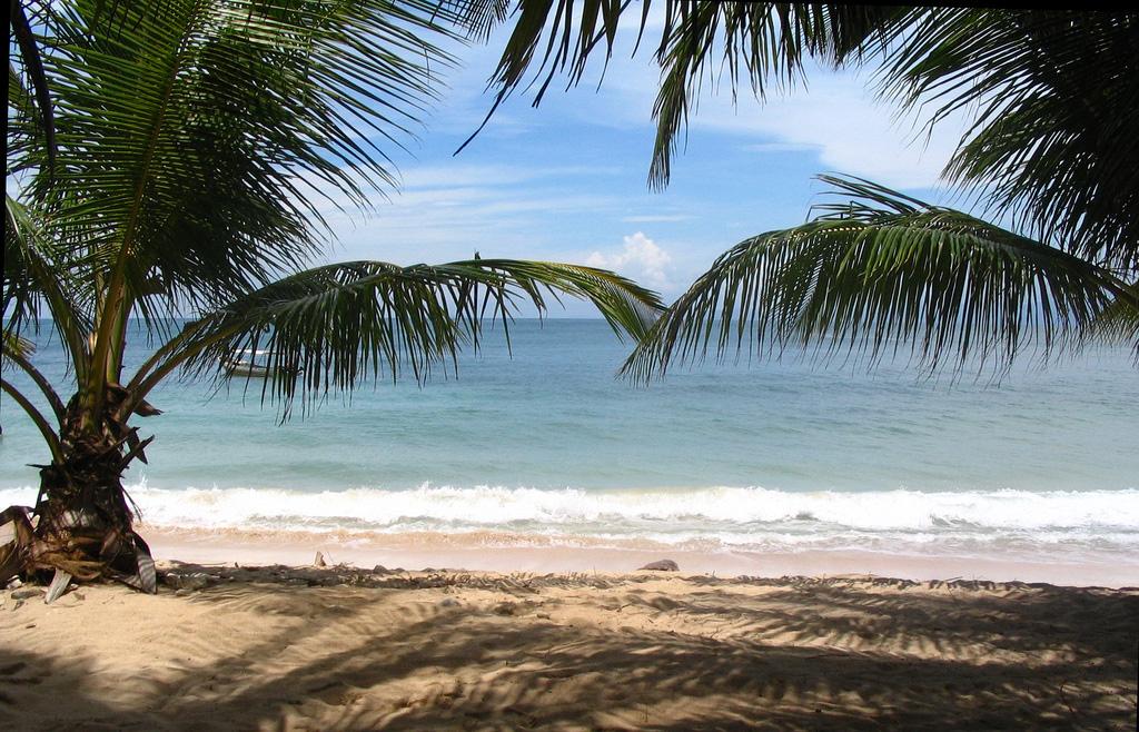 Пляж Тела в Гондурасе, фото 2