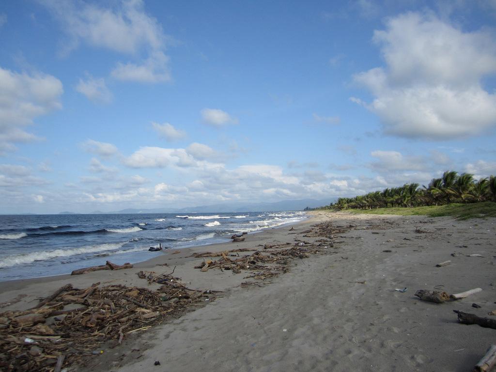 Пляж Тела в Гондурасе, фото 5