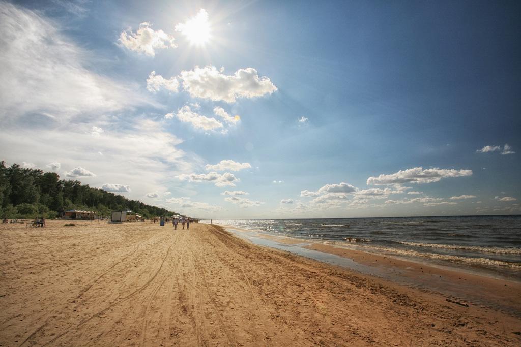 Пляж Юрмала в Латвии, фото 3