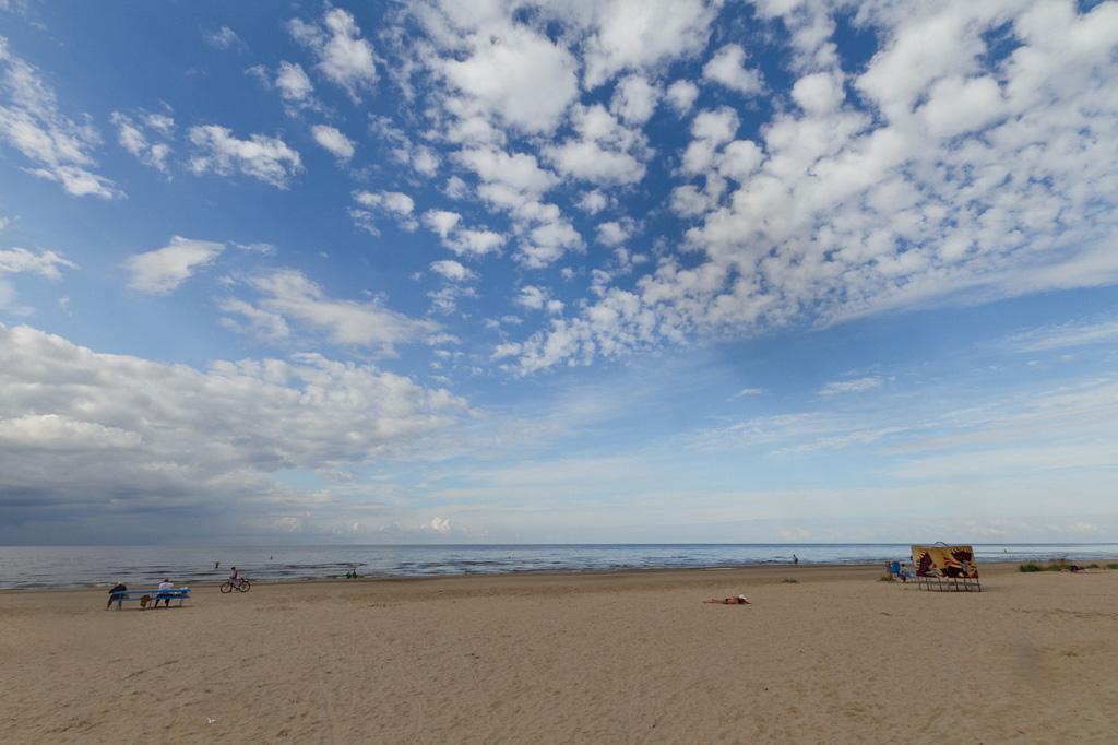 Пляж Юрмала в Латвии, фото 4