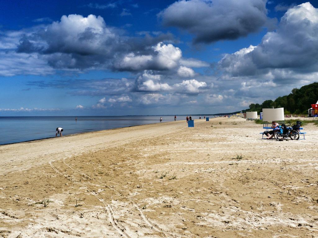 Пляж Юрмала в Латвии, фото 5