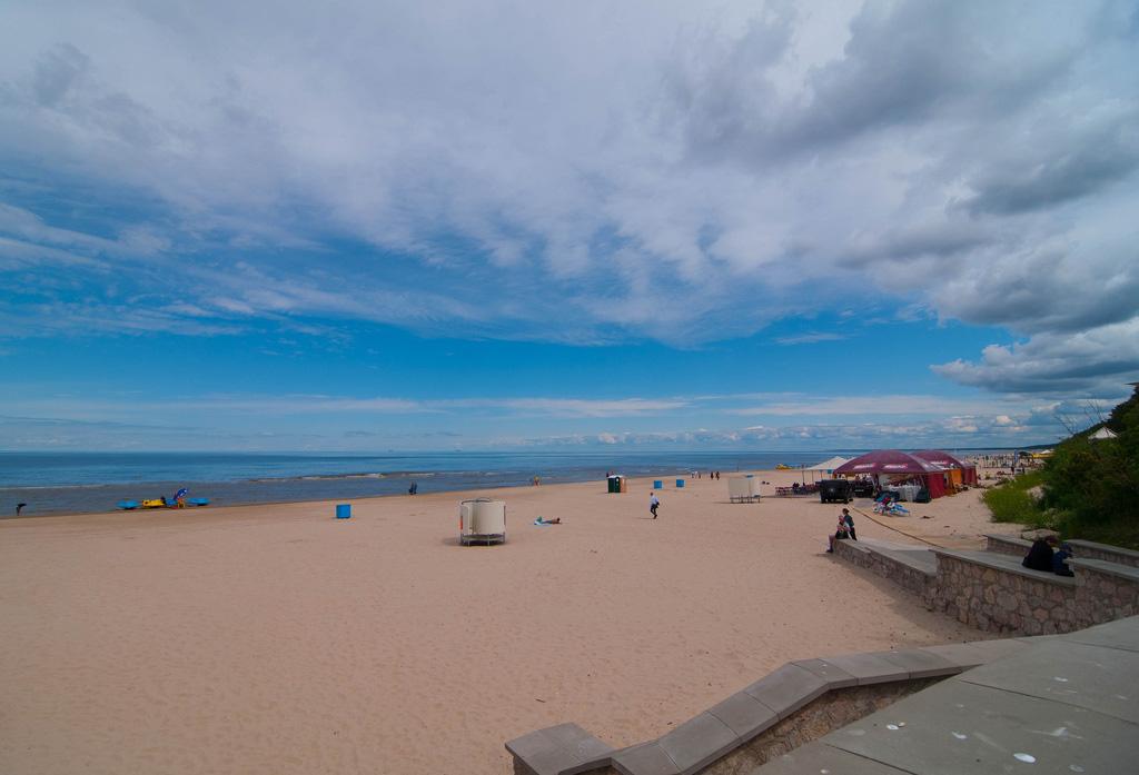 Пляж Юрмала в Латвии, фото 6
