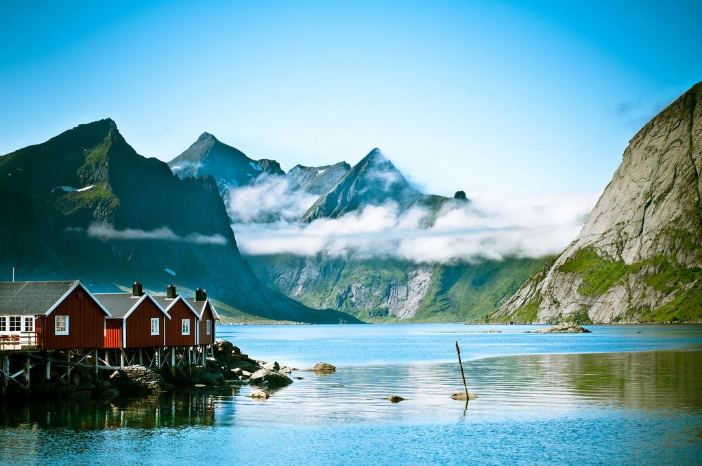 Лофотенские острова в Норвегии, фото 2