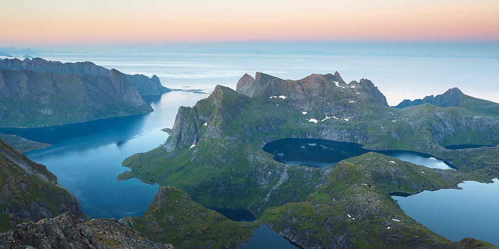 Лофотенские острова в Норвегии, фото 3