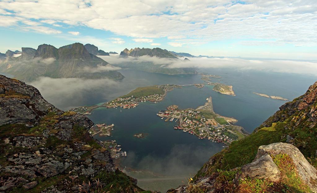 Лофотенские острова в Норвегии, фото 5