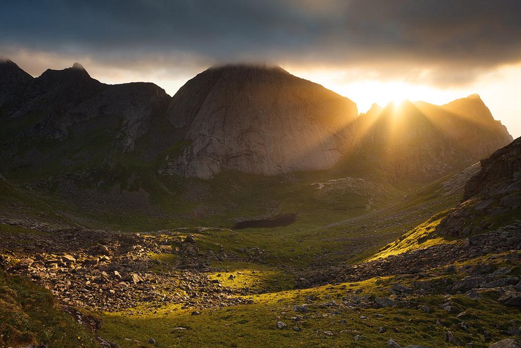 Лофотенские острова в Норвегии, фото 6