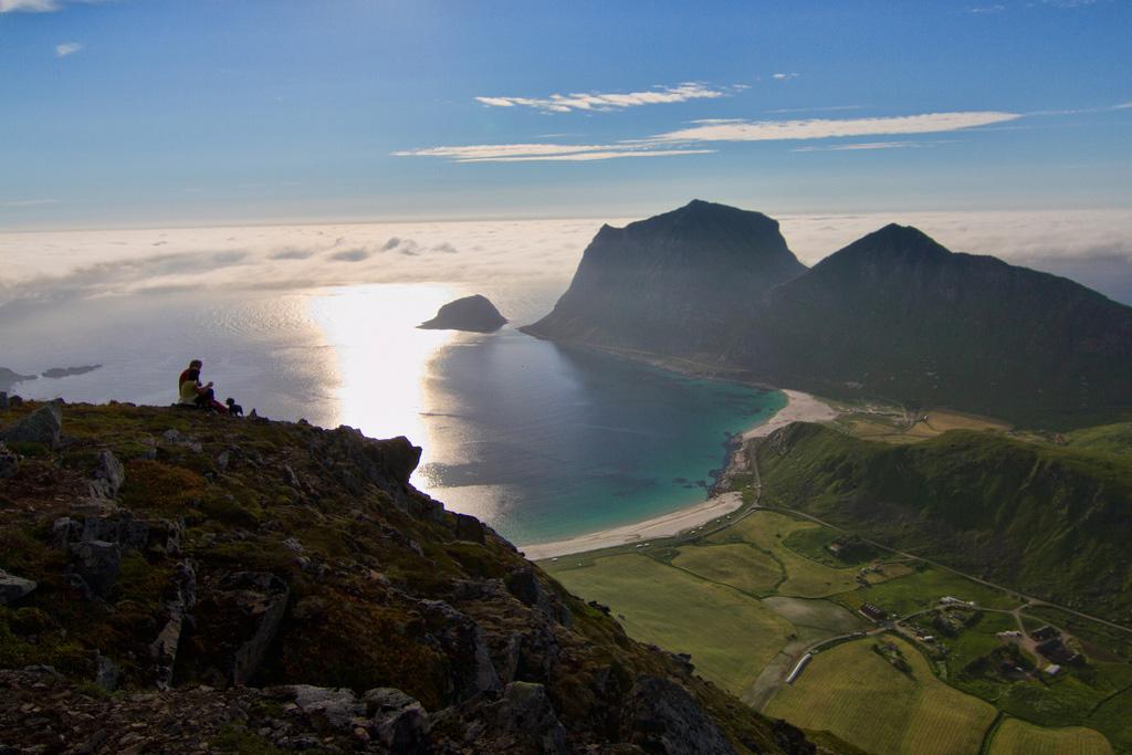 Лофотенские острова в Норвегии, фото 7