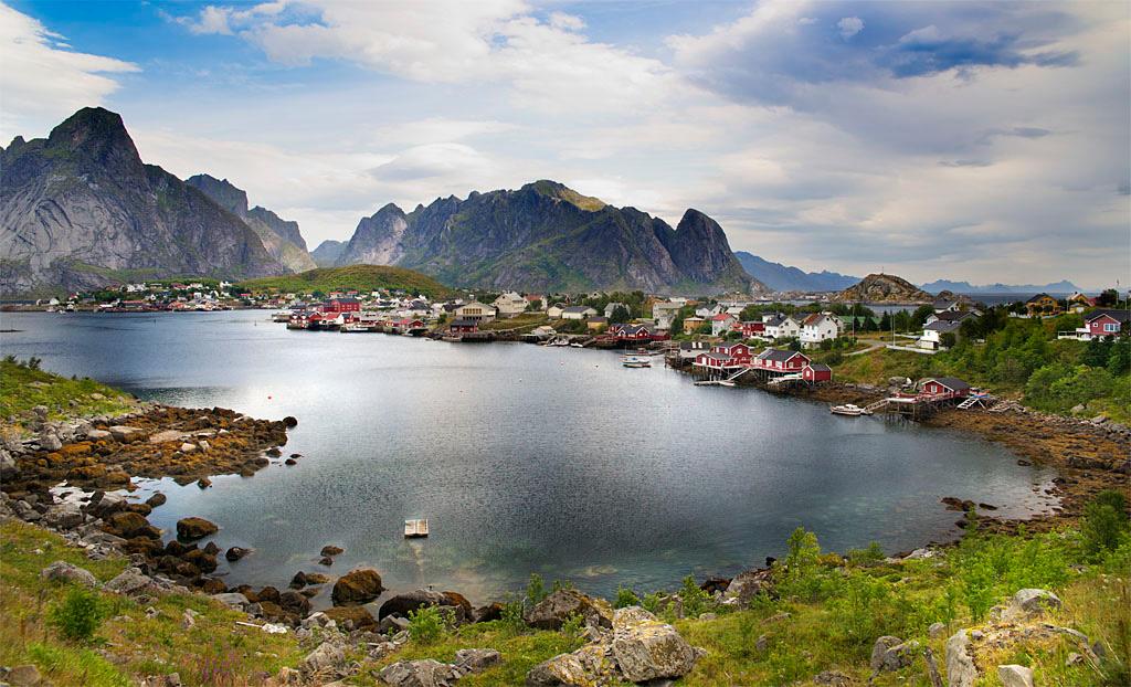 Лофотенские острова в Норвегии, фото 8