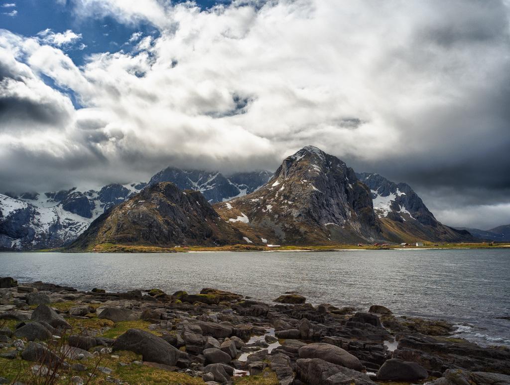 Лофотенские острова в Норвегии, фото 9