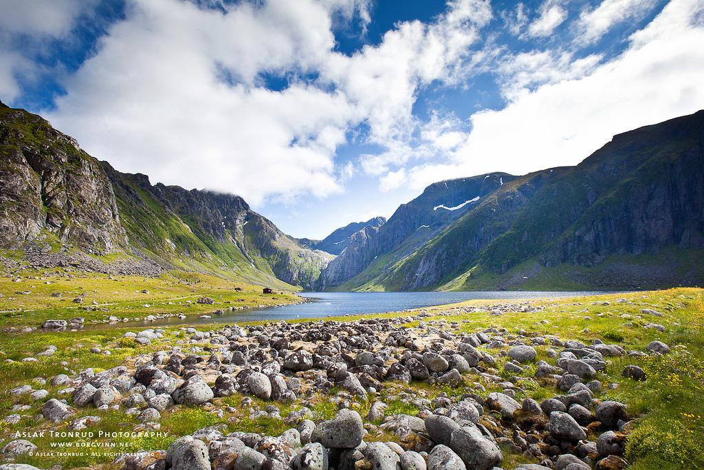 Лофотенские острова в Норвегии, фото 11