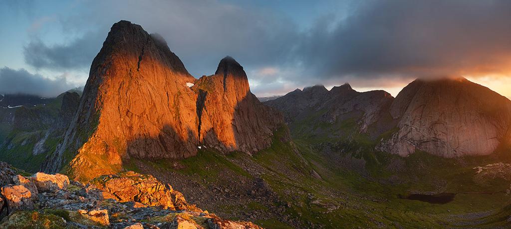 Лофотенские острова в Норвегии, фото 13