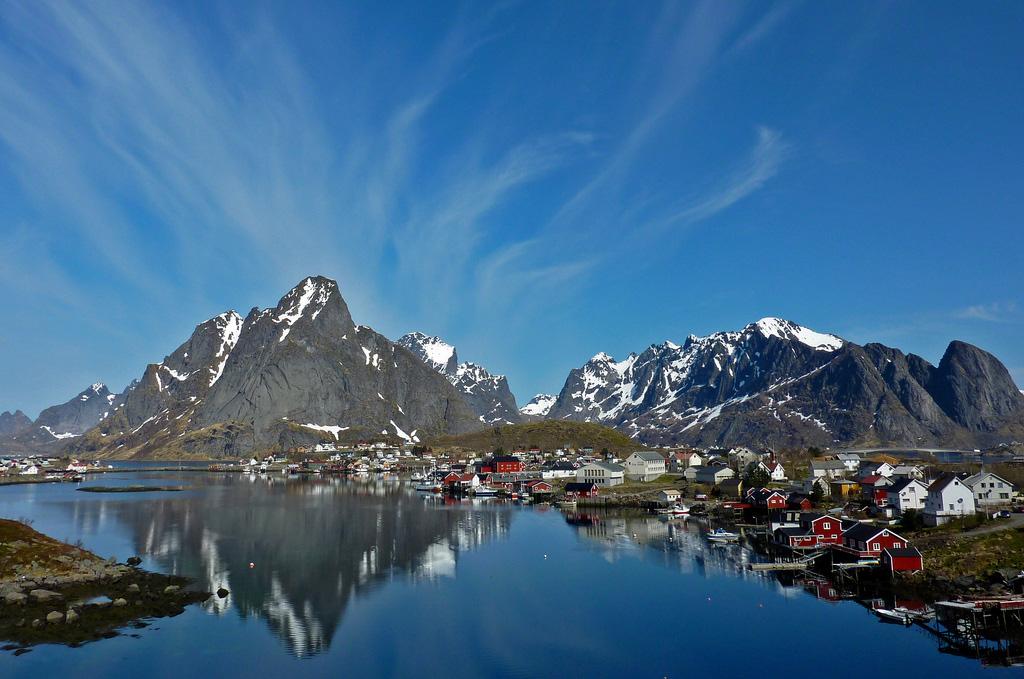 Лофотенские острова в Норвегии, фото 15