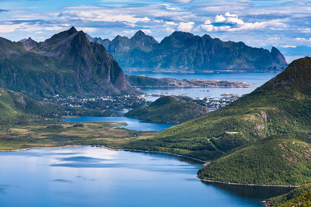 Лофотенские острова в Норвегии, фото 16