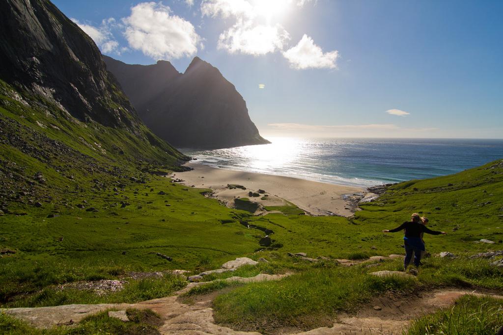 Лофотенские острова в Норвегии, фото 17