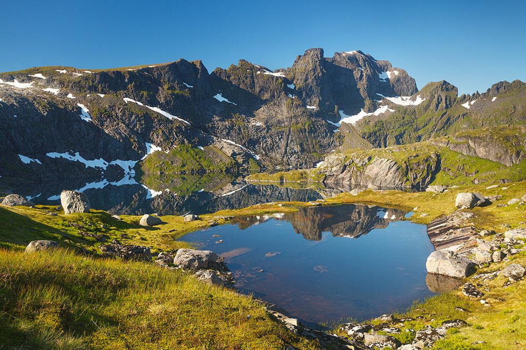 Лофотенские острова в Норвегии, фото 18