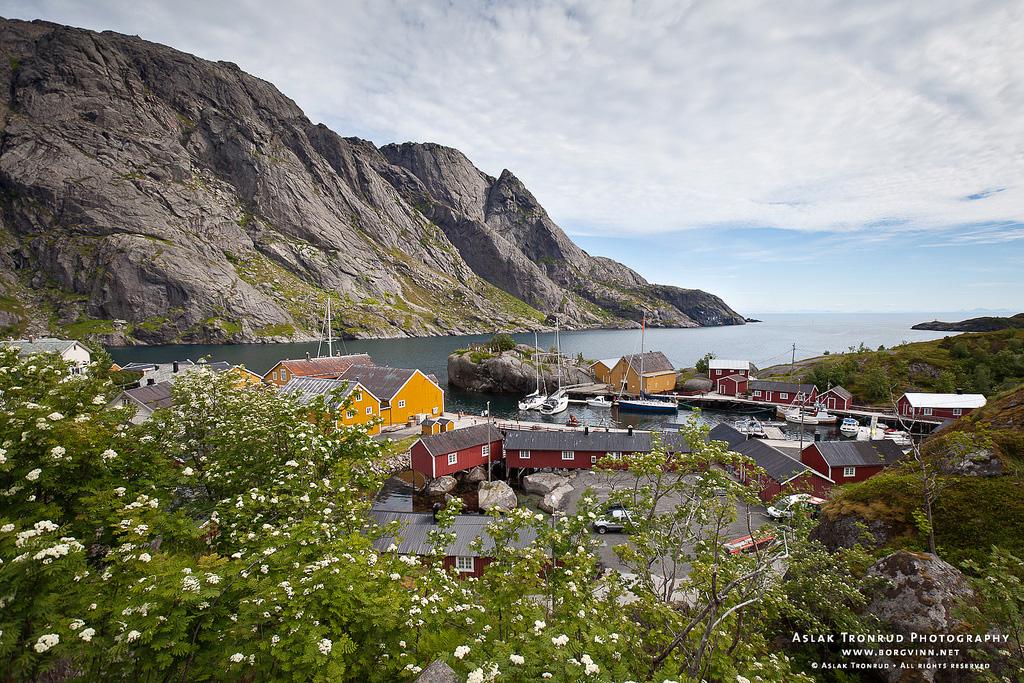 Лофотенские острова в Норвегии, фото 19