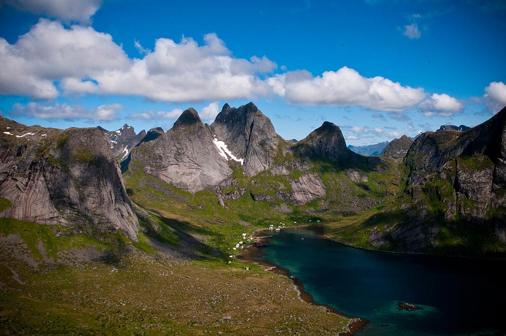 Лофотенские острова в Норвегии, фото 20