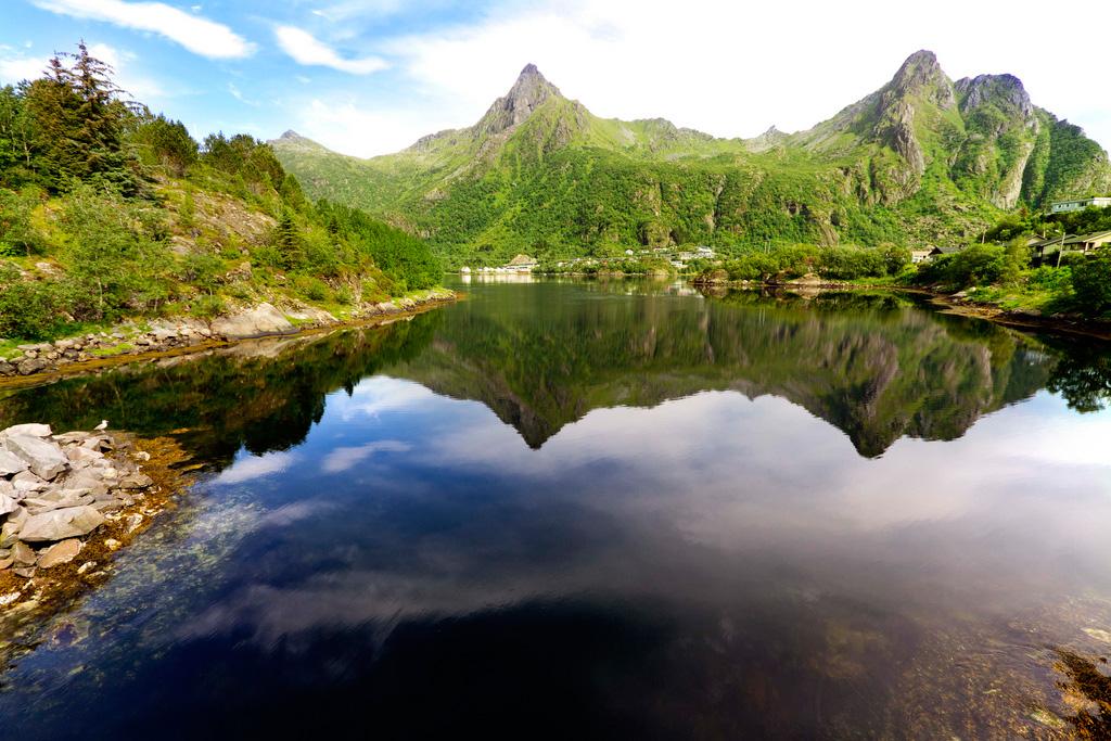 Лофотенские острова в Норвегии, фото 21