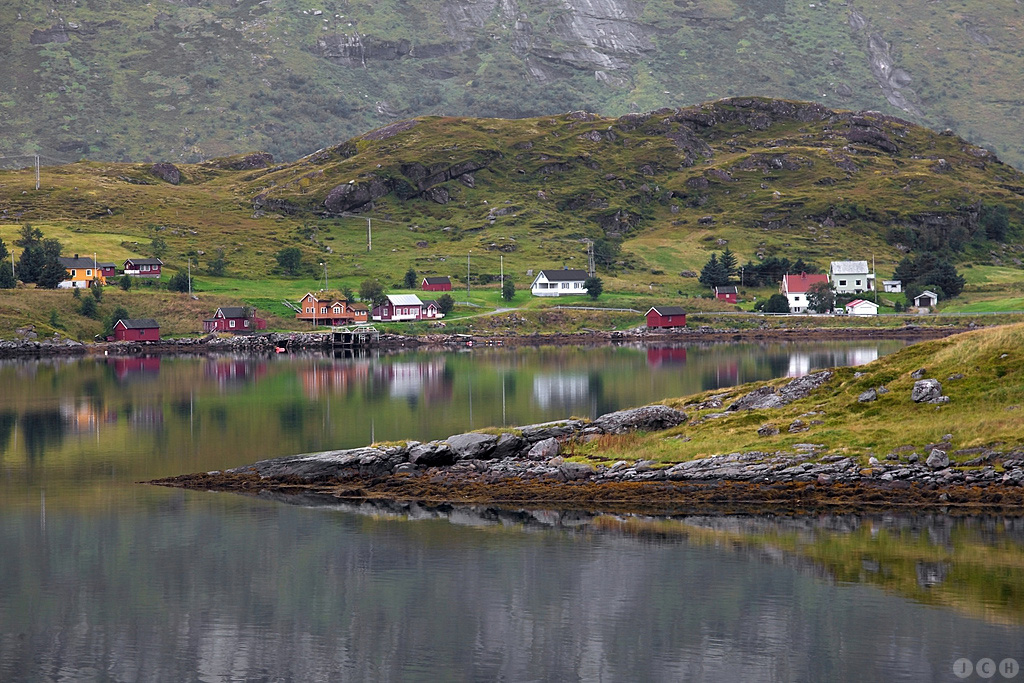 Лофотенские острова в Норвегии, фото 23