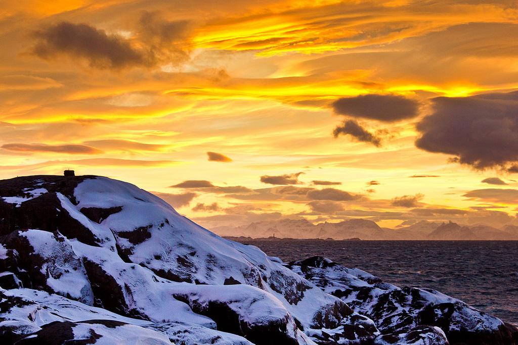 Лофотенские острова в Норвегии, фото 26
